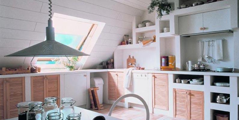 Suvremeno, rustikalno ili oboje – zidana kuhinja