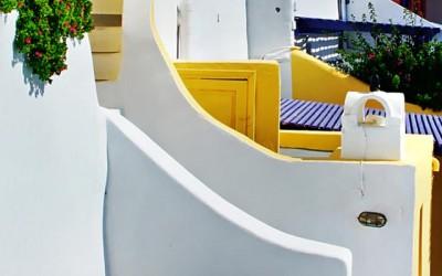 Nek' se Santorini preseli u Vašu vikendicu