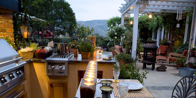 Ljetna kuhinja – i «naši stari» koristili su njene prednosti