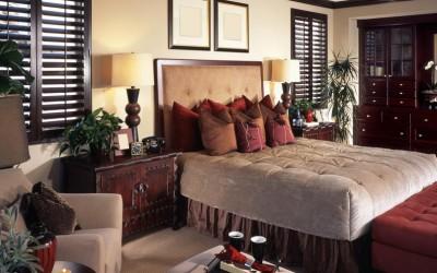 9 koraka za pretvorbu stare u novu spavaću sobu